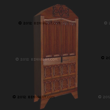 A low poly Armoire for use in whatever. Needs  little fixing on the edges, but feel free to use it in your game with another texture perhaps?