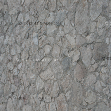 This is a texture of a stone floor at Delphi which lines the pathways up the mountain. It\'s a combination of ancient stone and modern cement patch work.  Location: Delphi, Greece.